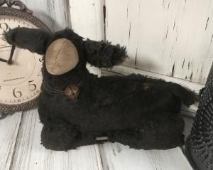 Primitive Handmade Aged Sheep Home Decor Farm Doll - Handmade in USA