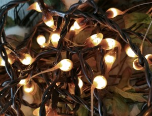 Grubby Hand Dipped Light Strand String Lights