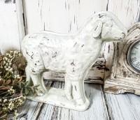 Antique Farmhouse Forward Facing Sheep Sheep Mold