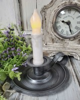 Large Farmhouse Taper Candle Holder