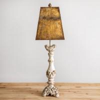 Isabelle Vintage Farmhouse Table Lamp