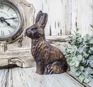 Medium Chocolate Bunny Easter Figure