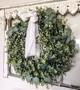 Enclave Eucalyptus Wreath